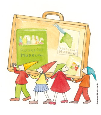 Reiseziel Museum - abgesagt